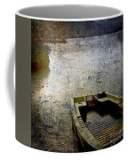 Old Sunken Boat. Coffee Mug