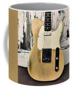 Old Tele Coffee Mug