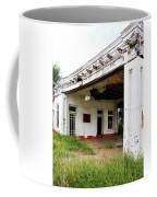 Old Texas Gas Station Coffee Mug