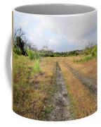 Old Texas Roads Coffee Mug