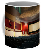 Old Theater Interior 1 Coffee Mug by Marilyn Hunt