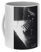 Old Time Communication Coffee Mug