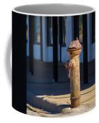 Old Time Hydrant Coffee Mug