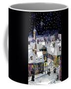 Old Time Winter Coffee Mug
