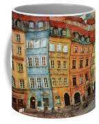 Old Town In Warsaw # 32 Coffee Mug
