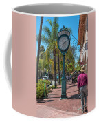Old Town Santa Barbara Coffee Mug