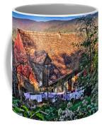 Old Town, Sighisoara Coffee Mug