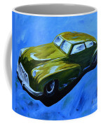 Old Toy Car Coffee Mug