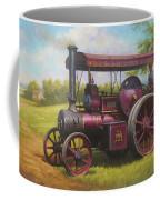 Old Traction Engine. Coffee Mug