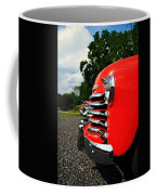 Old Truck Grille Coffee Mug