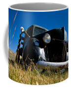 Old Truck Low Perspective Coffee Mug