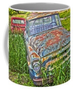 001 - Old Trucks Coffee Mug