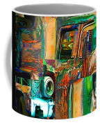 Old Trucks Coffee Mug