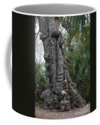 Old Trunk In The Swamp Coffee Mug