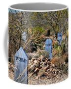 Old Tucson Graveyard Coffee Mug