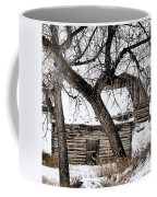 Old Ulm Barn Coffee Mug