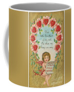 Old Valentine Design Four Coffee Mug
