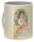Old Valentine Design One Coffee Mug