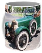 Old  Vintage Car Coffee Mug