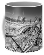Old Wagon, Jackson Hole Coffee Mug