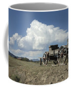 Old Wagon Out West Coffee Mug