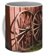 Old Wagon Wheels Coffee Mug