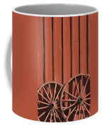 Old Wagon Wheels IIi Coffee Mug