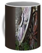 Old Wagon Wheels Coffee Mug