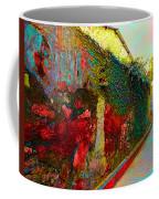 Old Wall Of The Ancient City Coffee Mug