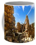 Old Walls Fallen Coffee Mug