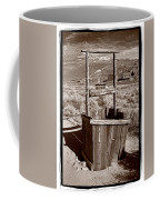 Old Well Bodie Ghost Twon California Coffee Mug