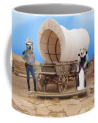 Old West Dogs Coffee Mug