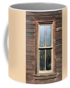 Old Western Window Coffee Mug