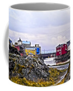 Old Whaling Village Nyksund Coffee Mug