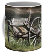 Old Wheels Coffee Mug