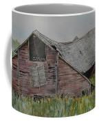 Old Wisconsin Barn Coffee Mug