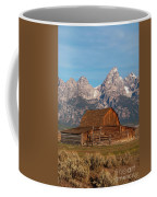 Old Wood Barn Coffee Mug