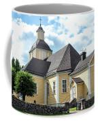 Old Wooden Church  Coffee Mug