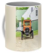Old Woodie Model T Ford  Coffee Mug