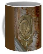 Old Work Hat Coffee Mug