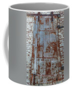 Old World Door Coffee Mug
