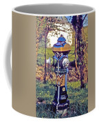 Oldenburg Fireplug Coffee Mug