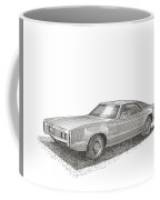 Oldsmobile Tornado S C Coffee Mug