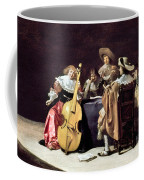 Olis: A Musical Party Coffee Mug