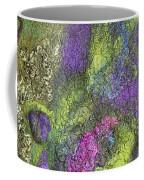 Olive Garden With Lavender Coffee Mug