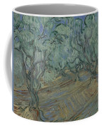 Olive Grove Saint Remy De Provence  June 1889 Vincent Van Gogh 1853  1890 Coffee Mug