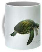 Olive Ridley Turtle Coffee Mug