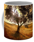 Olive Tree Dawn Coffee Mug