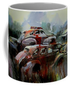 Oliver Stacks Coffee Mug
