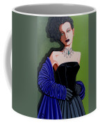 Olivia Coffee Mug by Tara Hutton